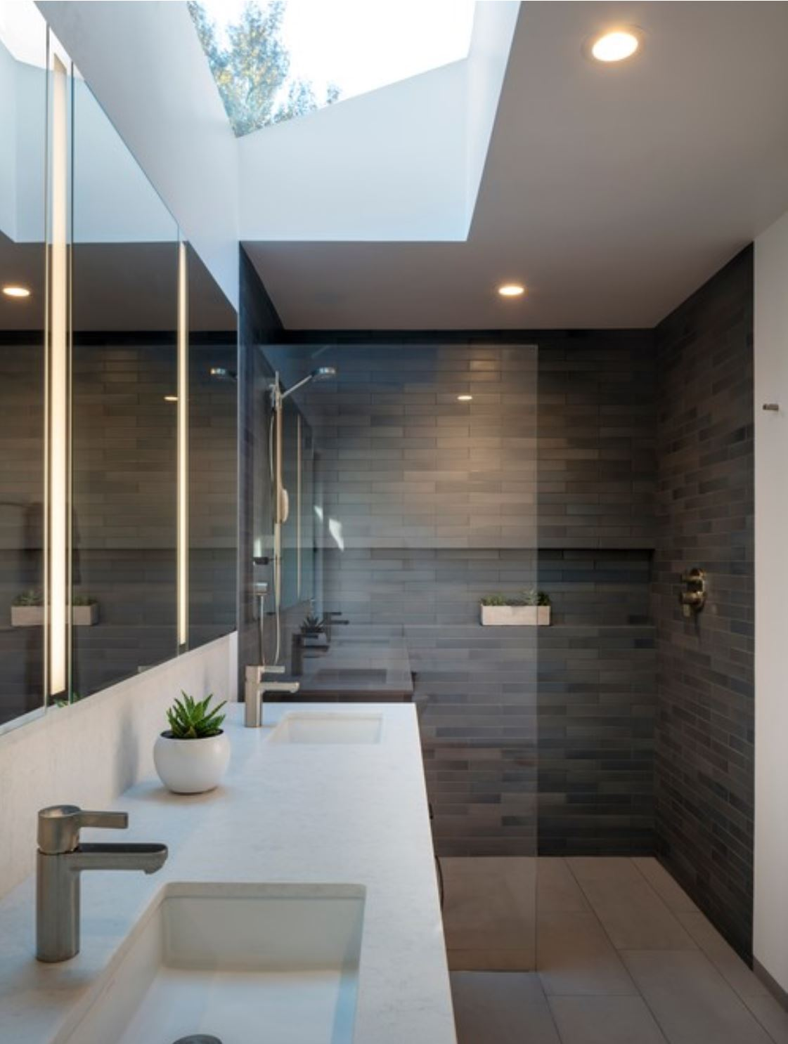 From Realtor Magazine 12 30 2019 second of the Top 10 Bathrooms of 2019 Hoey Team eXp Realty