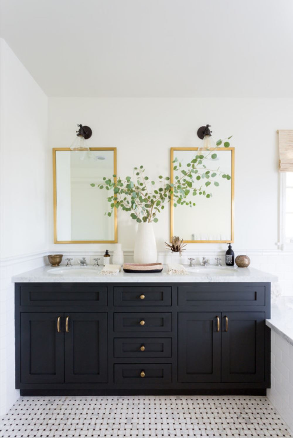 From Realtor Magazine 12 30 2019 Fourth of the Top 10 Bathrooms of 2019 Hoey Team eXp Realty