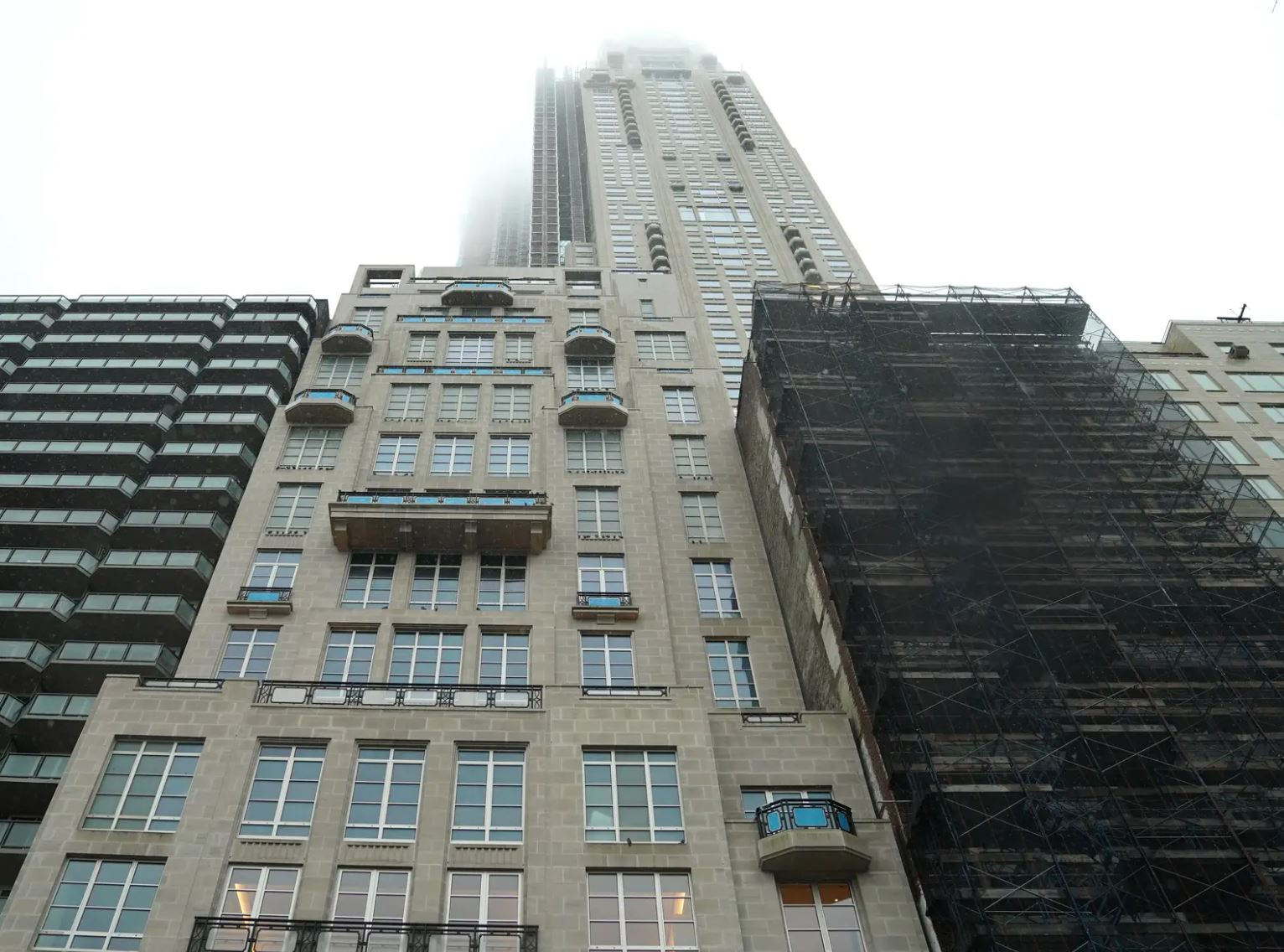 New York Penthouse made a record breaking sale price in the last decade Hoey Team eXp Realty