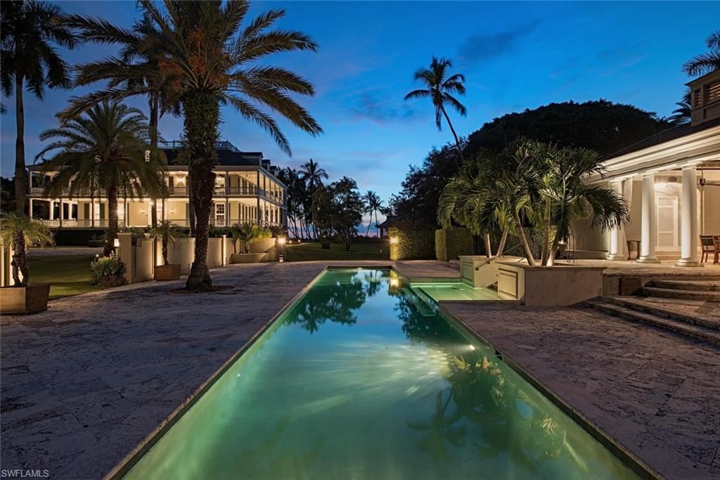 Most Expensive Homes sold within the past decade 2020 Jan - Naples Most Expensive Tear-Down - Hoey Team eXp Realty