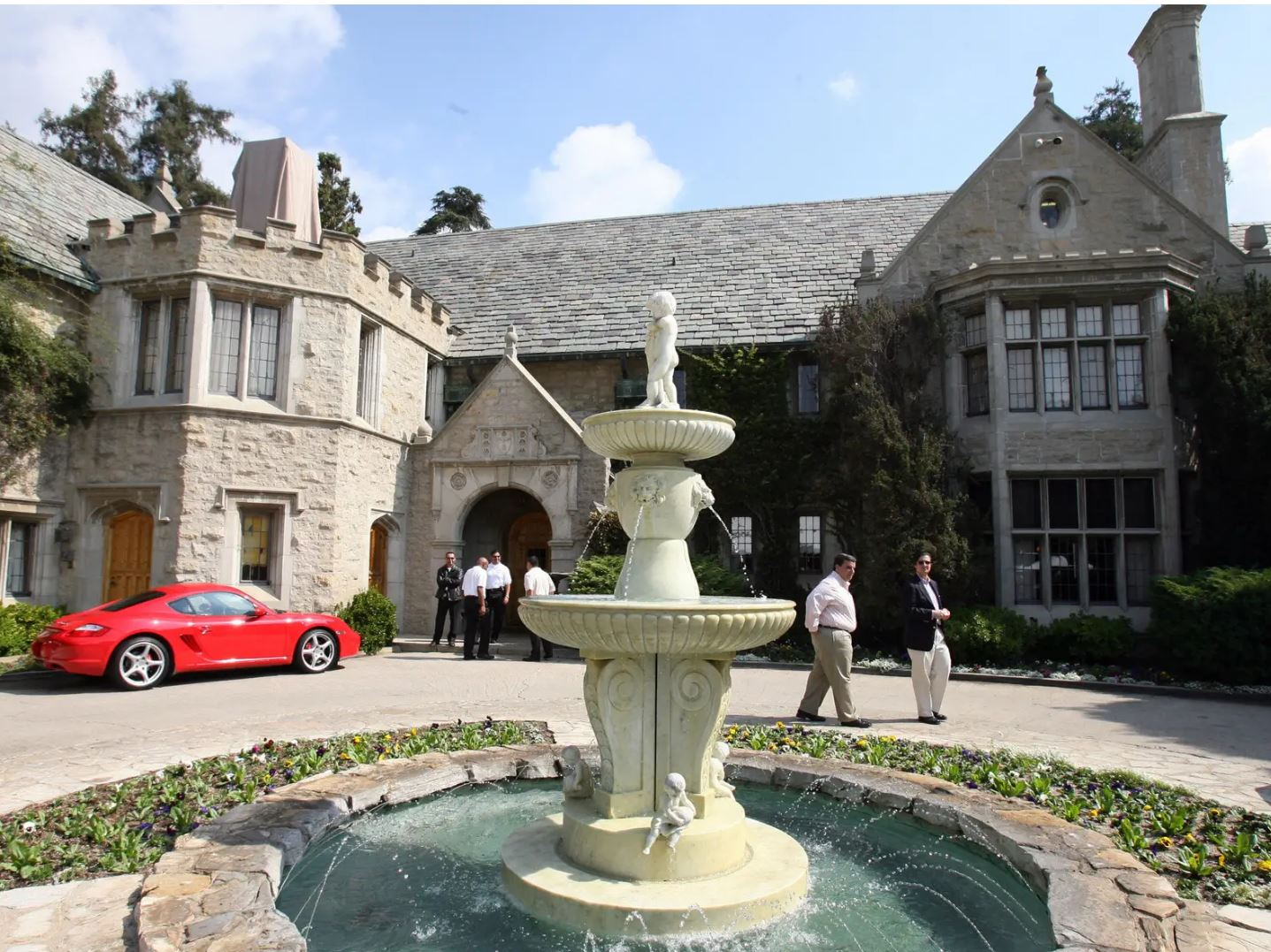 Most Expensive Homes sold within the past decade 2020 Jan - the Playboy Mansion- Hoey Team eXp Realty