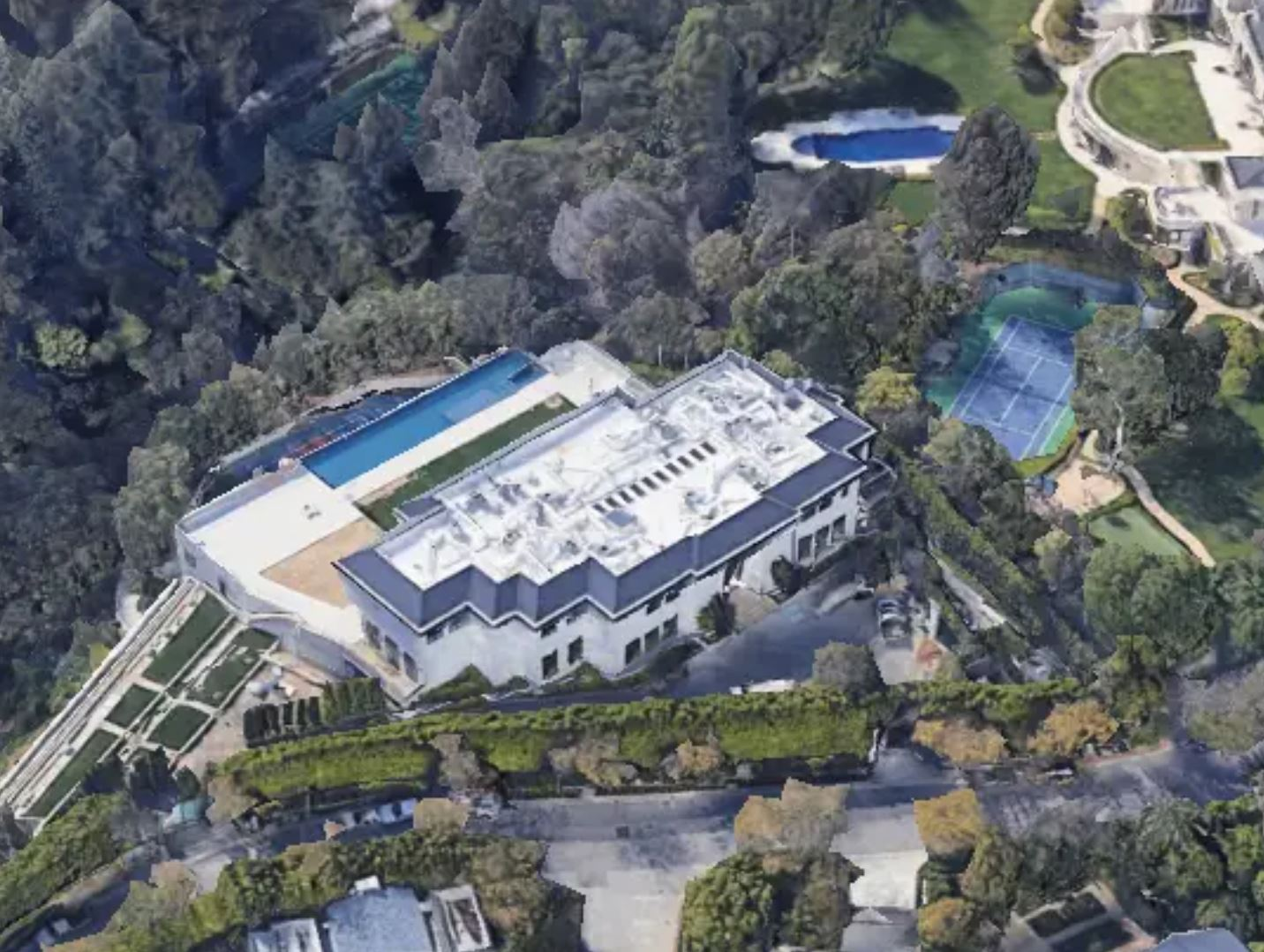 Most Expensive Homes sold within the past decade 2020 Jan - Holmby Hills, Los Angeles, CA - Hoey Team eXp Realty