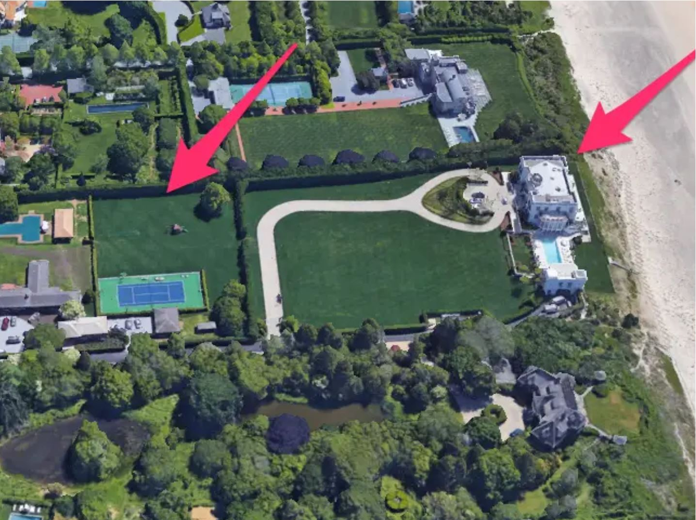 Most Expensive Homes sold within the past decade 2020 Jan - in East Hampton New York - Hoey Team eXp Realty