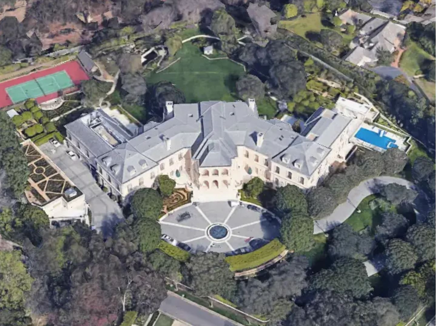 Most Expensive Homes sold within the past decade 2020 Jan - Holmby Hills Los Angeles CA - Hoey Team eXp Realty