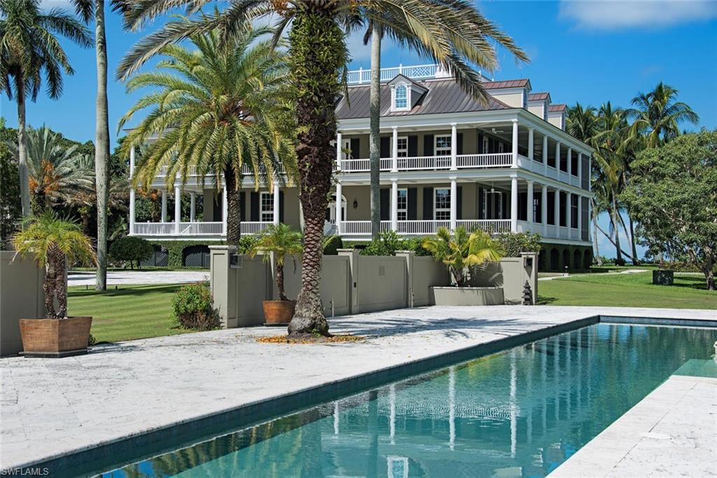 Most Expensive Homes sold within the past decade 2020 Jan - Naples Florida, 2500 Gordon Dr - Hoey Team eXp Realty