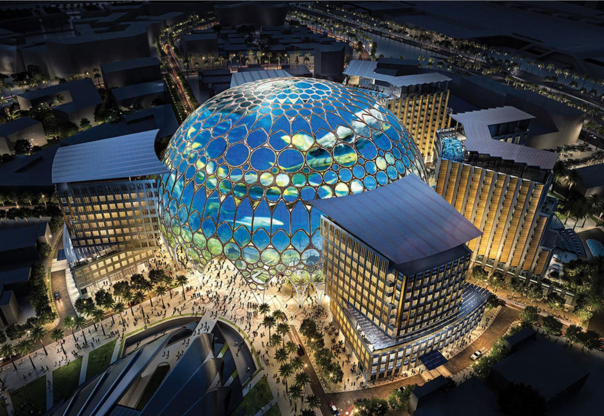 Wealth-X Arabic Business Insider Update 2020 01 06 Dubai Expo 2020 to receive additional funding Hoey Team eXp Realty