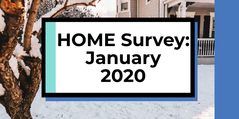 NAR - Realtor Magazine January 2020 Home Survey January 2020 Hoey Team eXp Realty
