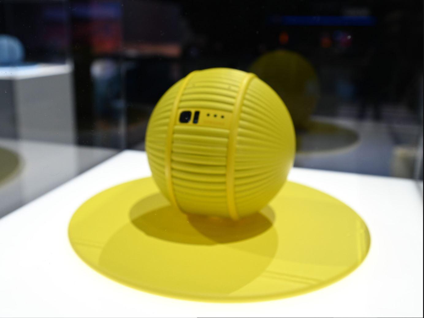 Smart Home Tech CES Las Vegas 08 Robot Butler at your service Hoey Team eXp Realty