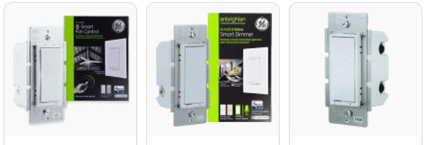 Smart Home Tech CES Las Vegas 09 GE 3 wire Smart switches Hoey Team eXp Realty