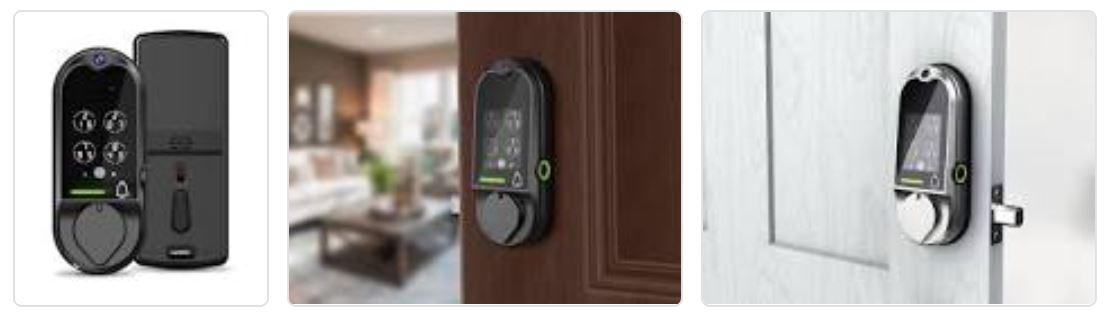 Smart Home Tech CES Las Vegas 12 Lokeys Vision Smart lock System Hoey Team eXp Realty.