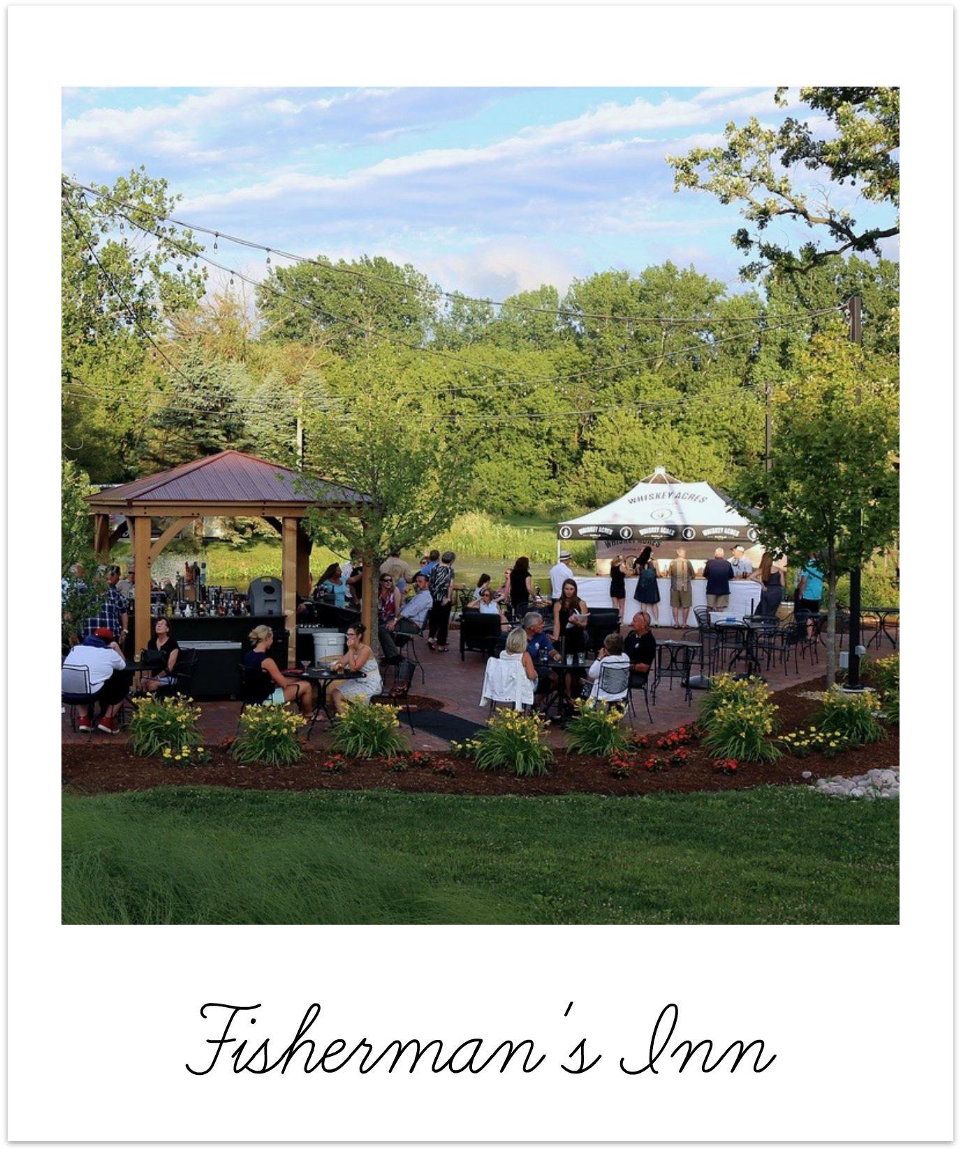 Elburn Illinois Fisherman's Inn Patio BRIX Picks