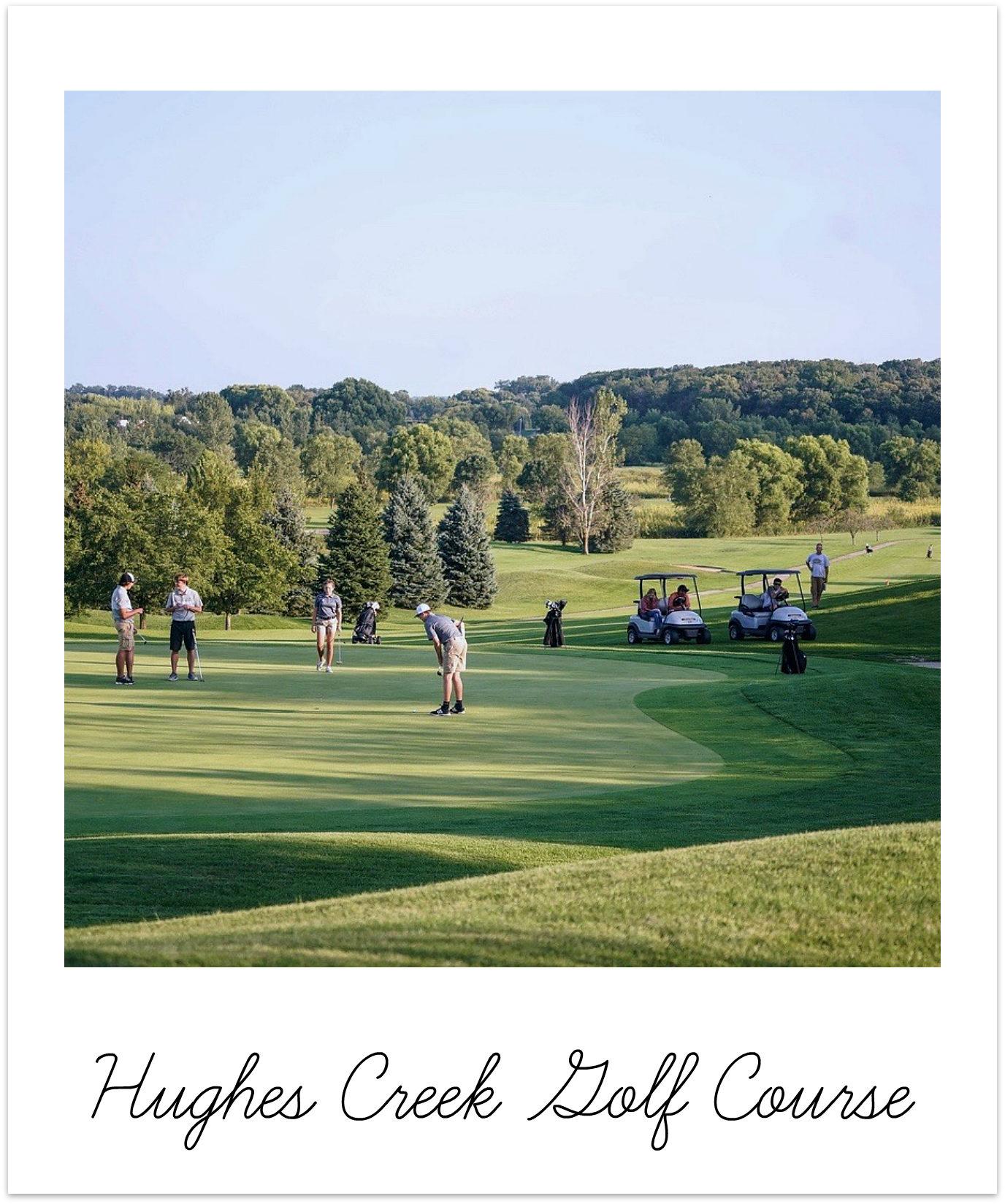 Elburn Illinois Hughes Creek Golf Course BRIX Picks