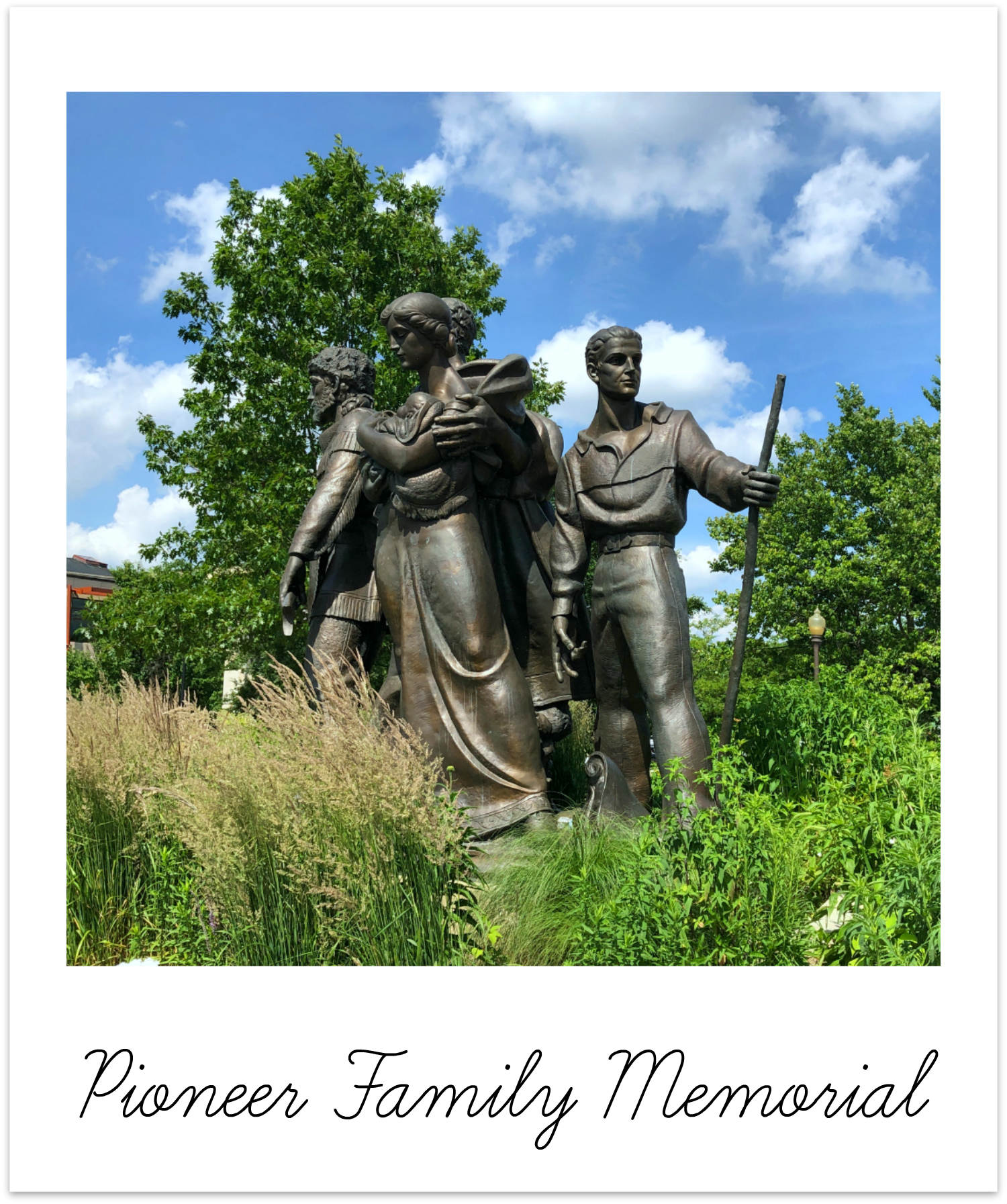 Elgin Illinois Pioneer Family Memorial BRIX Picks