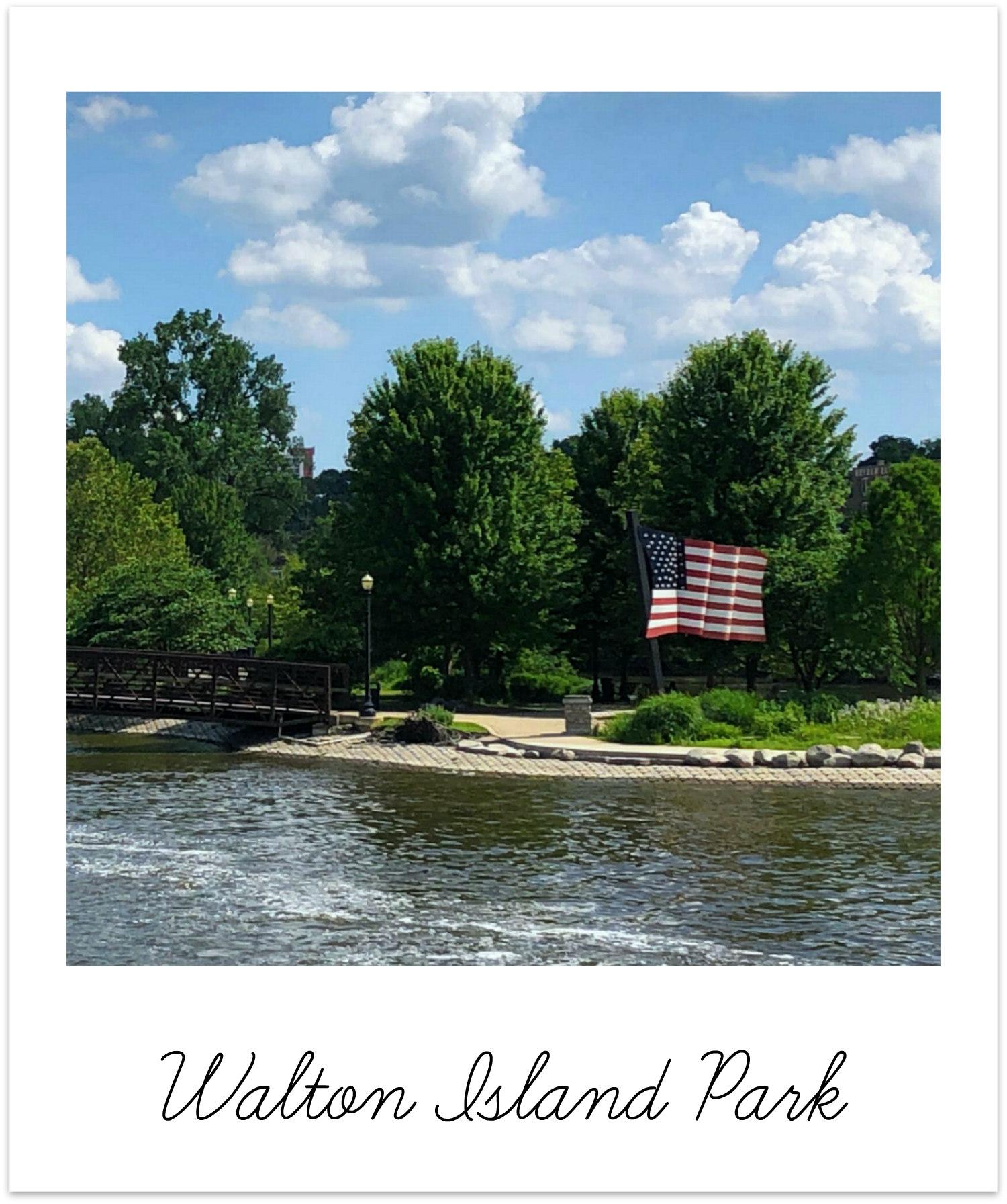 Elgin Illinois Walton Island Park BRIX Picks