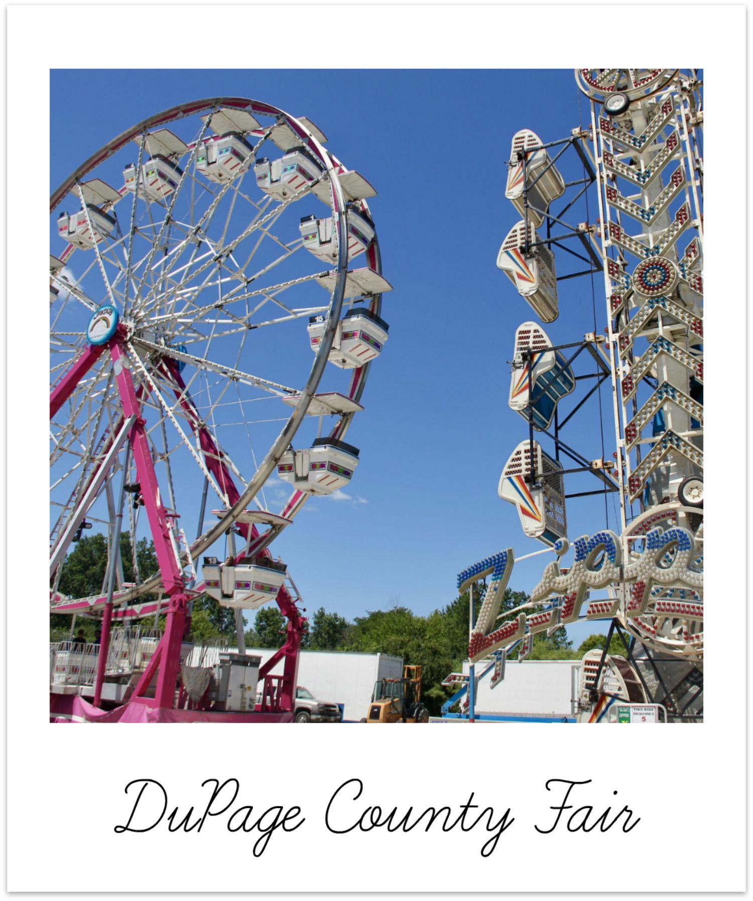 Wheaton Illinois DuPage County Fair BRIX Picks