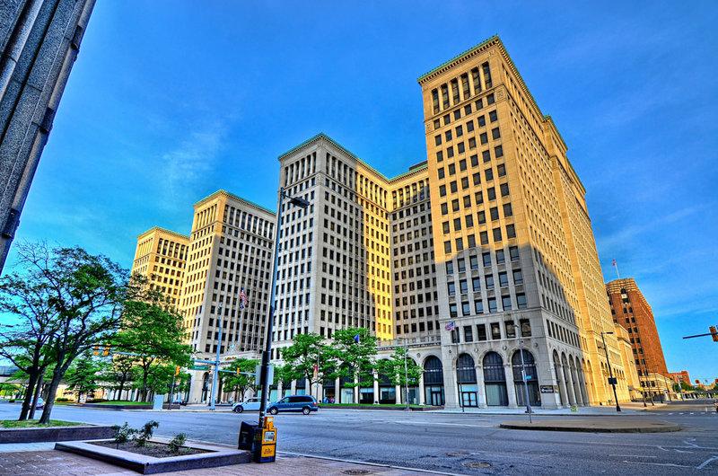 New Center Detroit