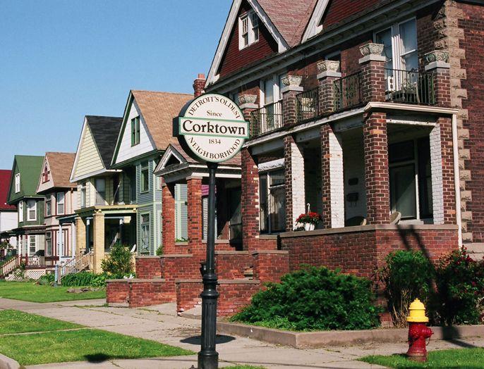 Corktown Detroit