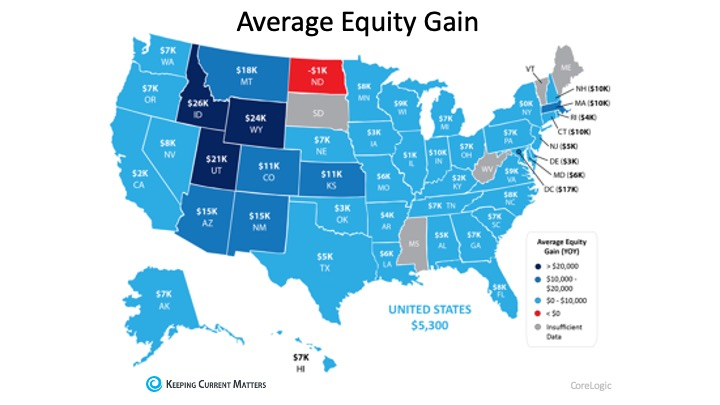 Every home making money in almost every state