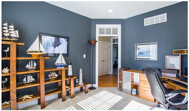 Inside of Living Room