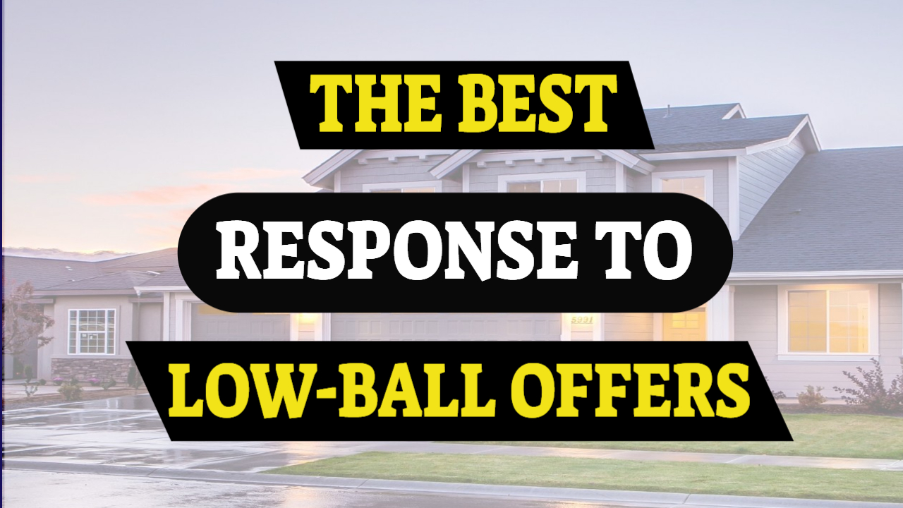 The Best Response to Low-ball Offer