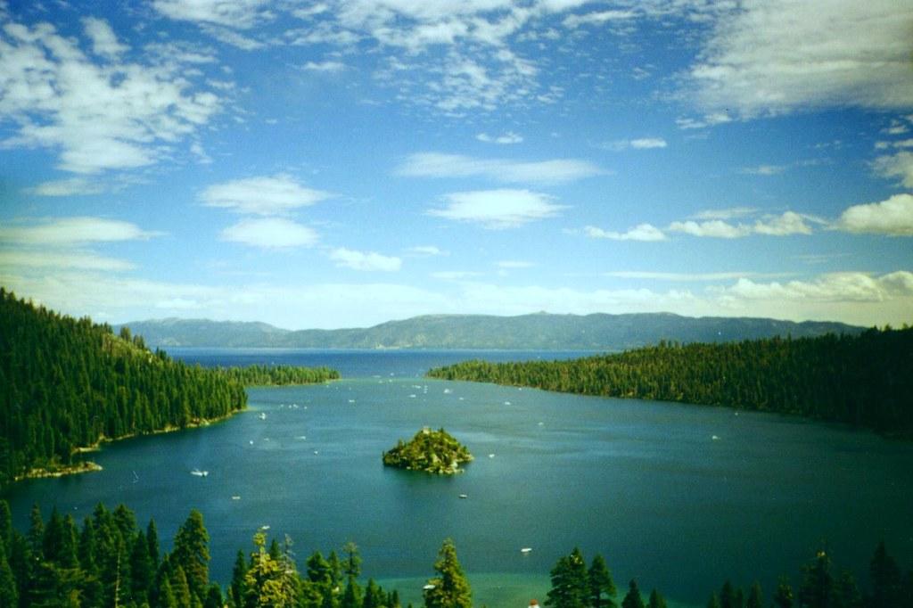 Emerald Bay, Tahoe CA by BShamblen