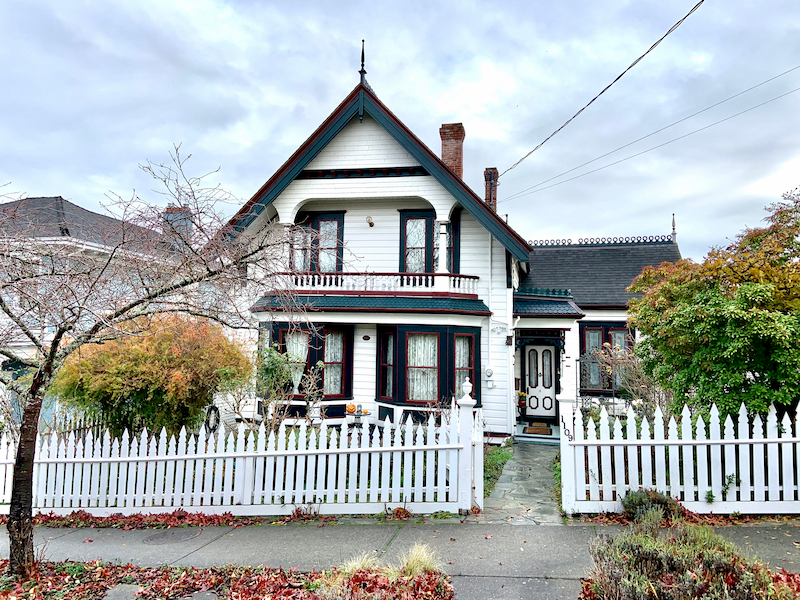 An attractive Victorian home in Victoria West