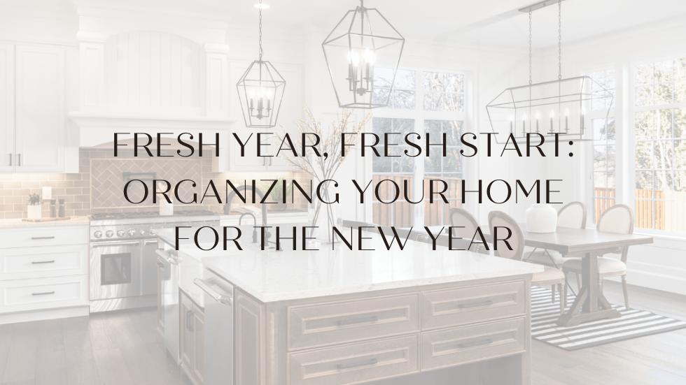 Fresh Year, Fresh Start