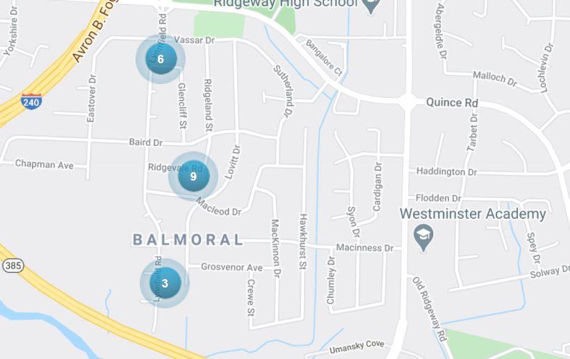 Lynnfield, 38119 affordable homes neighborhood Memphis