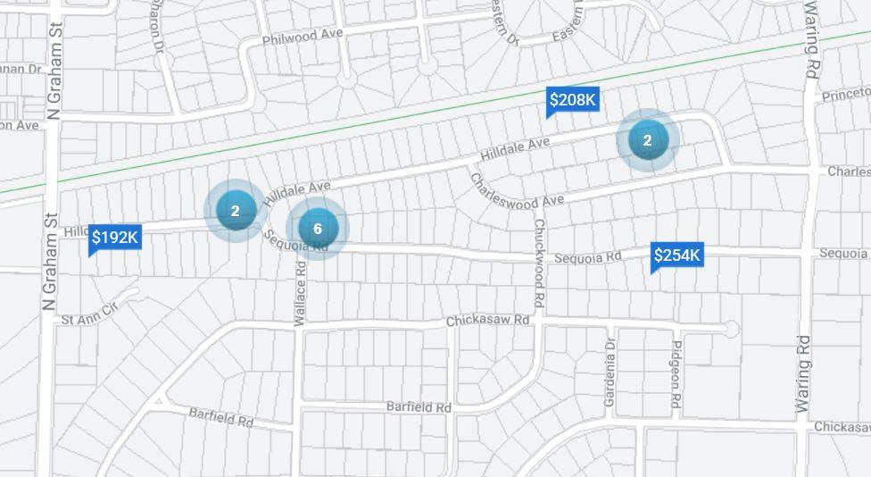hilldale gardens affordable memphis homes memphis best neighborhood 38117 sold properties