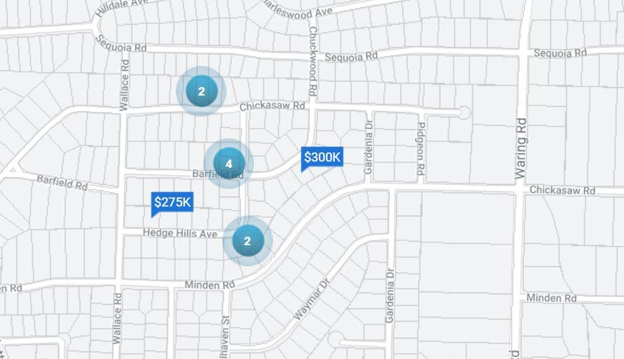 magnolia park affordable homes in memphis best neighborhood 38117 sold properties
