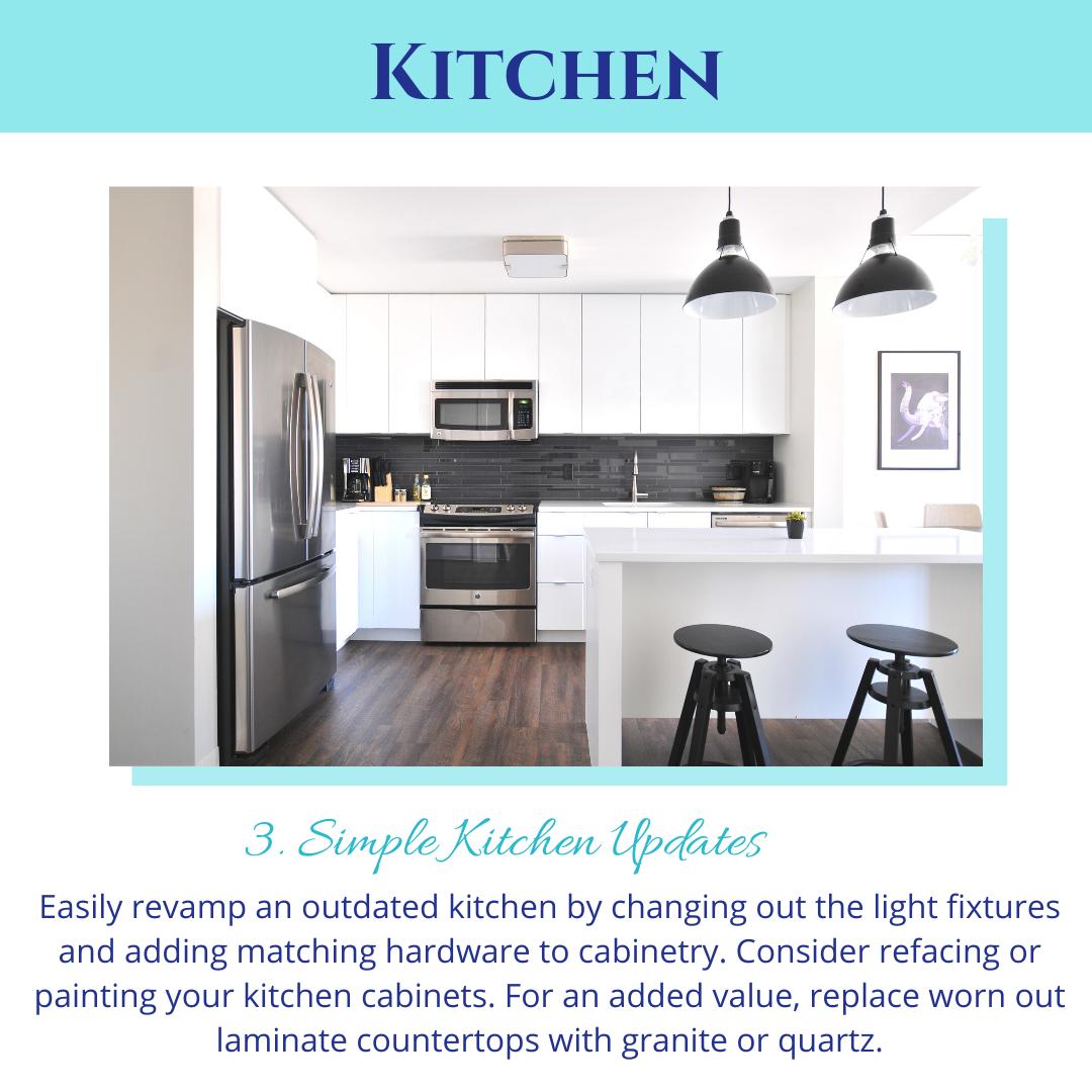 Kitchen Updates