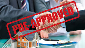 Loan Is Pre-Approved