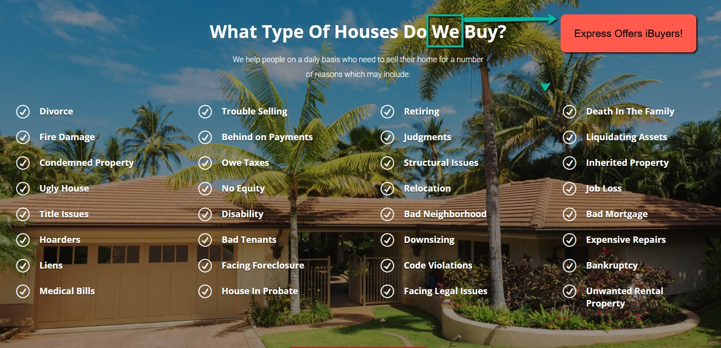 Cash Buyers for Your Home