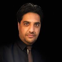 Ehsan Ahmadzai Headshot