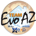 Team EvoAZ at eXp Realty Logo