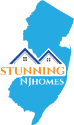 Stunning NJ Homes Logo