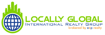 Locally Global International Realty Group - Texas Logo
