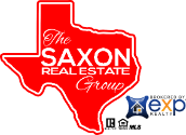 The SAXON Real Estate Group Logo