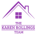THE KAREN ROLLINGS TEAM Logo