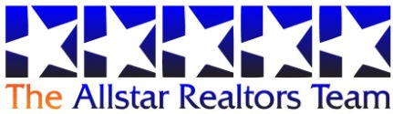 The Allstar Realtors Team Logo