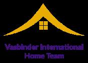 Vasbinder International Home Team Logo