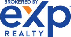 eXp Realty of California, Inc. CA DRE#01878277 Logo