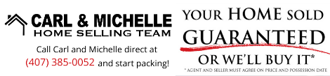 Carl & Michelle Home Selling Team Logo