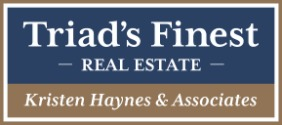 Triad's Finest Real Estate Logo