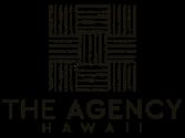 The Agency Hawaii Logo