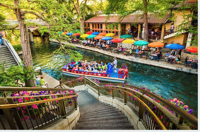 River Boat Rides