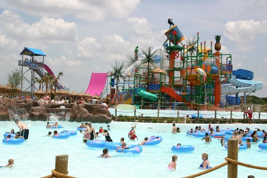 Hawaiian Falls Waterpark The Colony TX