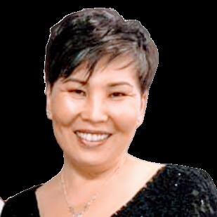 Nara Rakhmetova, MBA Headshot