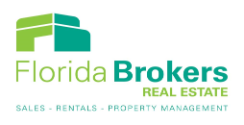 Florida Brokers Real Estate Logo