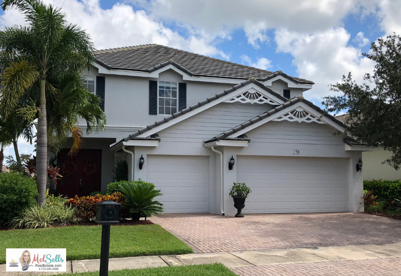 Home Improvements That Pay Off When Selling Your Port St. Lucie Home - New Garage Door